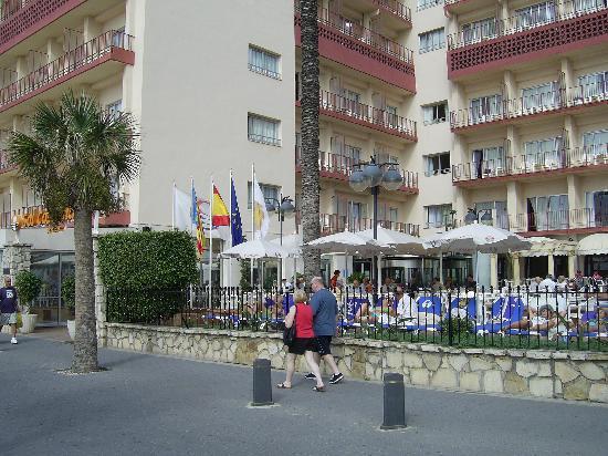 Sol Costablanca: Hotel