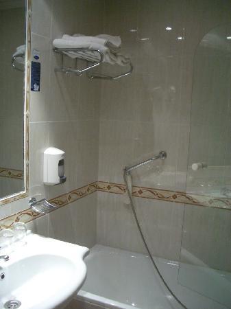 Hotel Don Juan: バスルーム その2