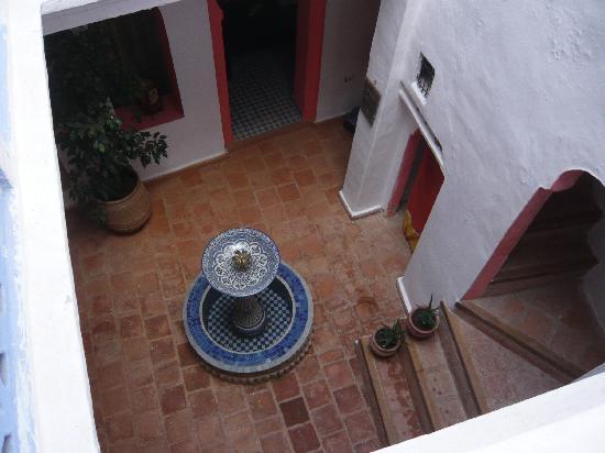 Dar Dalia: Le patio