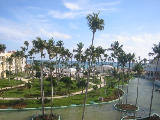 Iberostar Grand Hotel Bavaro : View from room 7349
