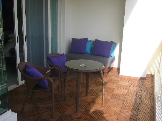 Iberostar Grand Hotel Bavaro : balcony