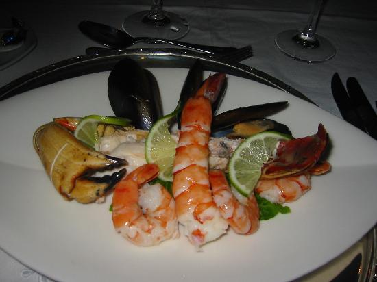 Iberostar Grand Hotel Bavaro : Appetizer!! At Surf and Turf