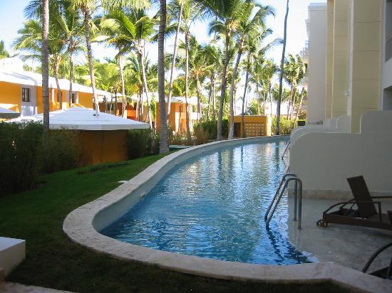 Iberostar Grand Hotel Bavaro : Swim up Rooms