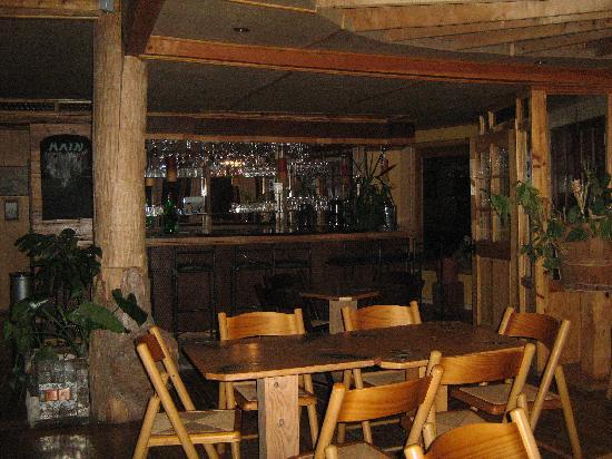 Hotel Hain: el bar