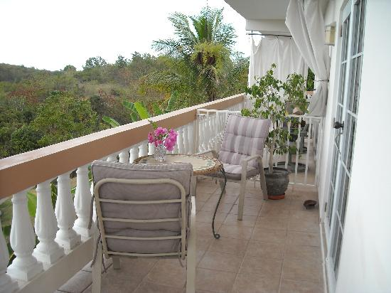 Casa Vista Del Mar Inn: Vista del Mar - balcony
