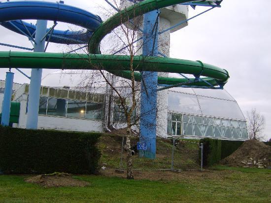 L 39 aquafun picture of sunparks oostduinkerke aan zee for Sunpark piscine oostduinkerke