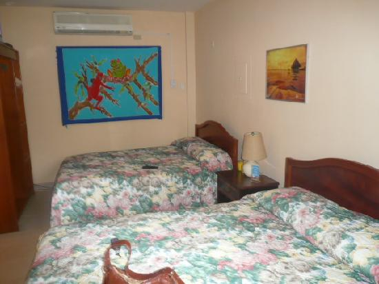 Hotelito Del Mar: habitación No.1