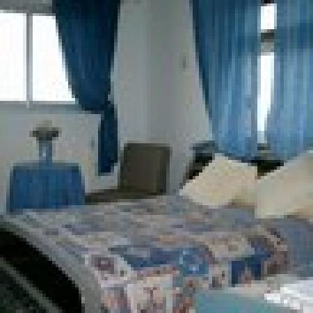 Dar-Tlidjene: chambre bleue