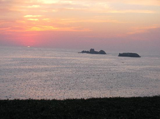 Hotel Solimar Inn Suites: Sunset in Ixtapa
