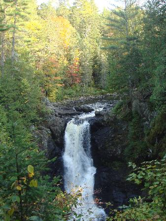 Bingham, Мэн: Moxie Falls