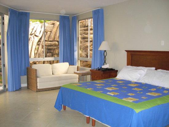The Hideaway Hotel Playa Samara : room view