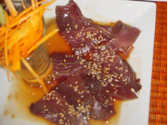 Rumfish y Vino: Ahi