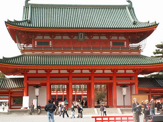 Kyoto, Jepang: 応天門