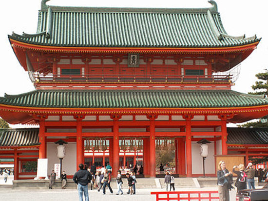 Kyoto, Japan: 応天門