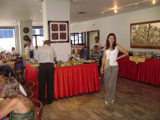 Hotel Arena Blanca: Restaurant