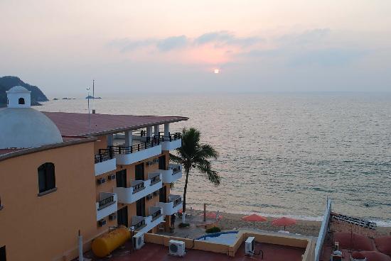 Hotel Barra de Navidad: Hotel La Alondra