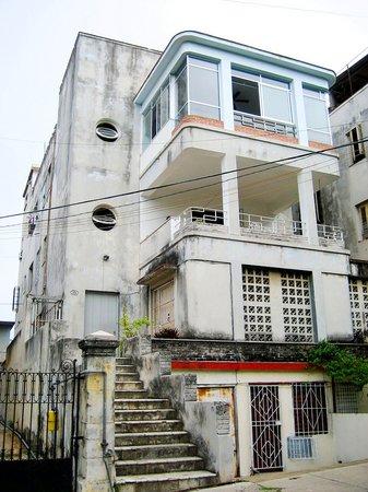 Casa Particular de Carlos y Neyda: Casa de Carlos y Neyda. Fachada
