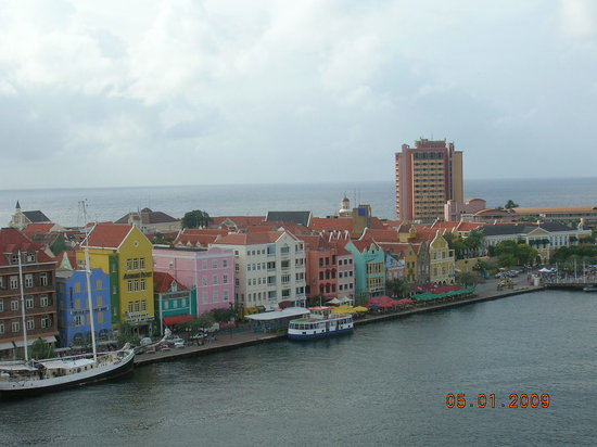 Curacao: Harbour