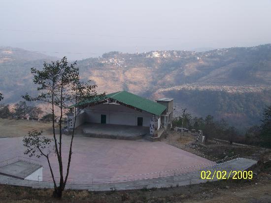 Kohima, India: Naga Heritage Village