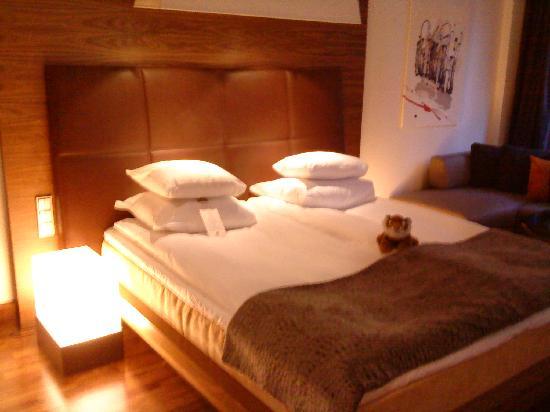 GLO Hotel Kluuvi Helsinki : Bed
