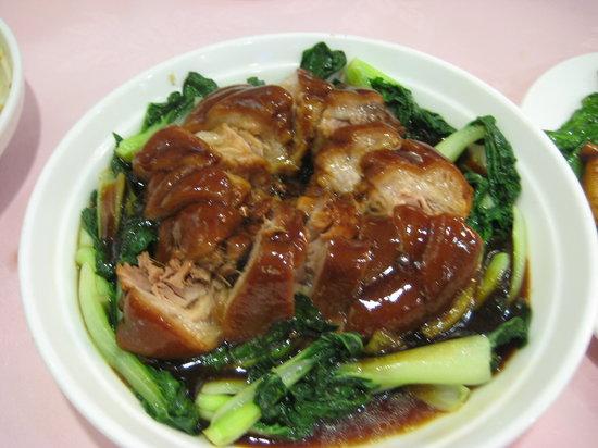 Lao Shang Hai Restaurant: 紅焼元蹄