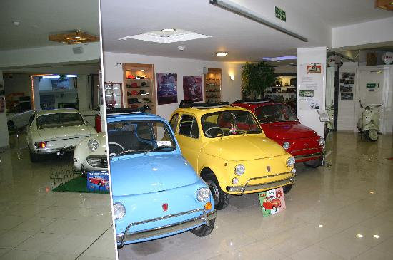 Malta Classic Car Collection Museum: Even the original Fiat 500