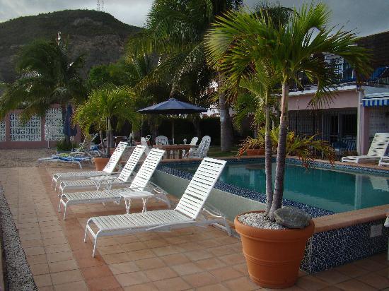 Villas on Great Bay: Pool area