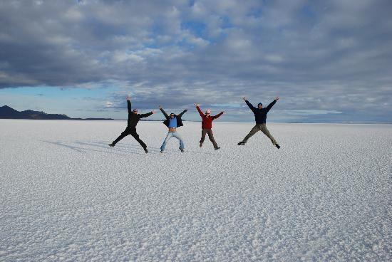 Salar de Uyuni: The salt flats Salar, Bolivia
