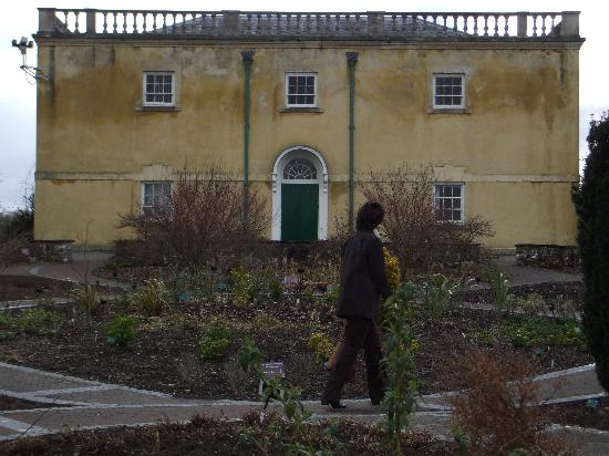 National Botanic Garden of Wales: Part of the Middleton Hall Esate.
