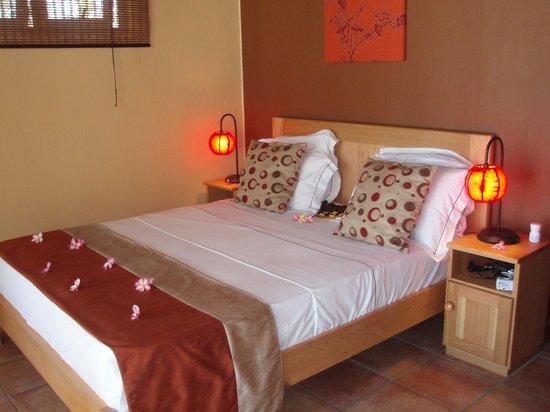 La Maison D'ete Hotel: chambre