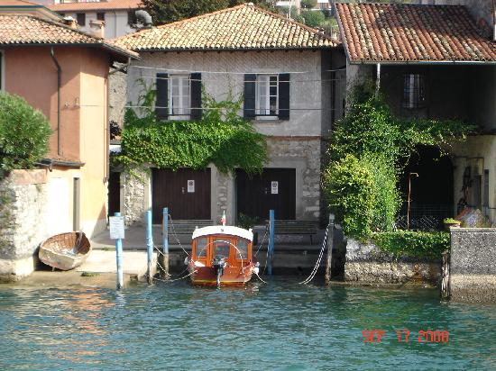 Lago d'Iseo : on the ferry at lake Iseo