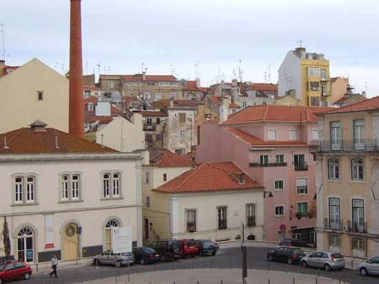 Lisboa, Portugal: Full of character