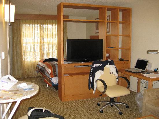 Hyatt House Houston-West/Energy Corridor : our room