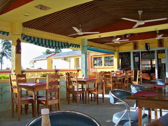 Tropical Paradise Restaurant Caye Caulker Restaurant Reviews