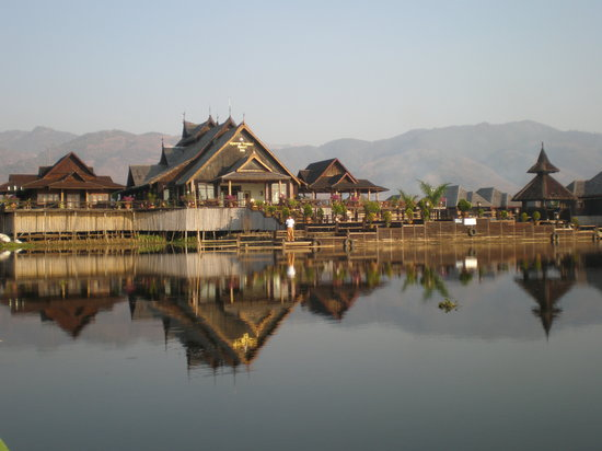 Myanmar Treasure Inle Lake : Myanmar Treasure Inle Resort