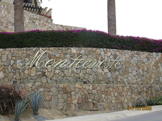 Montecristo Estates Pueblo Bonito: Entrance to Montecristo