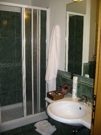 Roma dei Papi - Hotel de Charme: bathroom