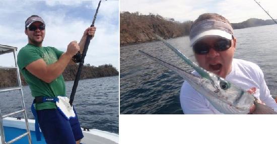 Bahia Rica Fishing and Kayak Lodge: Bahia Rica Fishing