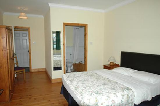 Quay House B & B: All Bedrooms are en-suite