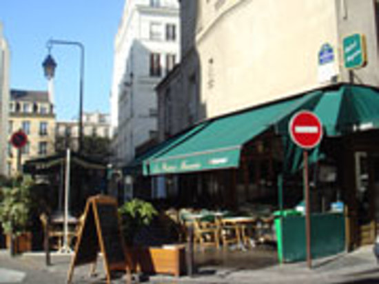 Le Mazarin Restaurant Paris