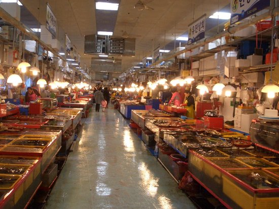 札嘎其市场