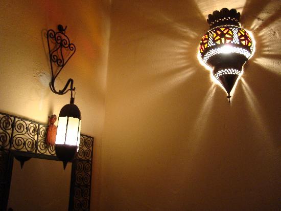 Riad Dalla Santa : bathroom