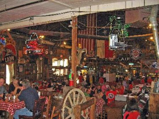 Clear Springs Cafe in New Braunfels