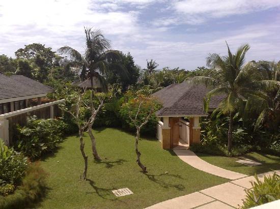 Amorita Resort: View of the Villas