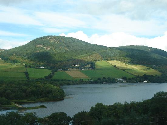 Loch Ness, UK: panorama splendide