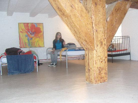 Aivengo Youth Hostel: the all girls dorm