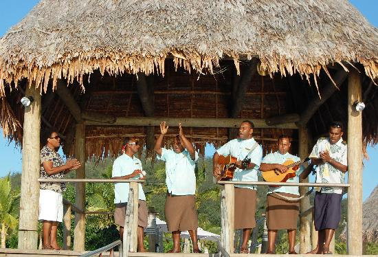 Likuliku Lagoon Resort: Departing Likuliku