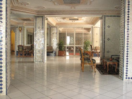 Residence Yasmina Agadir: Reception