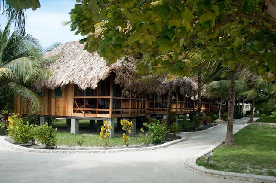 St. George's Caye Resort: Our cabin