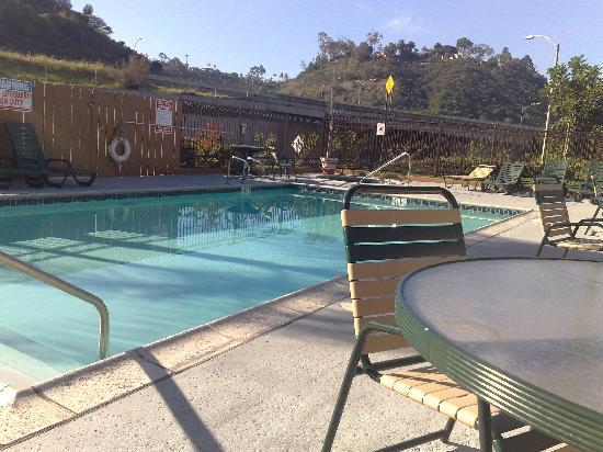 Motel 6 San Diego Mission Valley East: Pool